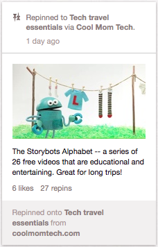 StoryBots videos on Cool Mom Tech