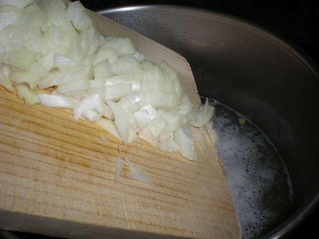 t6f1 - Lentejas  con gofio de millo