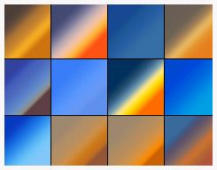 Real Sky Photoshop Gradients by feniksas4 @ deviantart