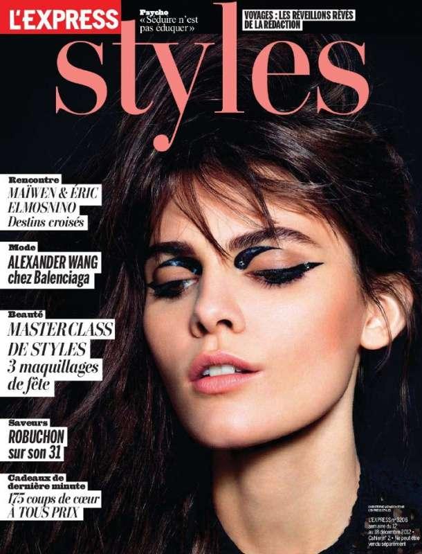 L'Express Styles N°3206 du 12 au 18 Décembre 2012