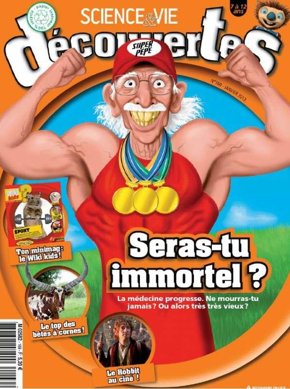 Science & Vie Découvertes N°169 Janvier 2013