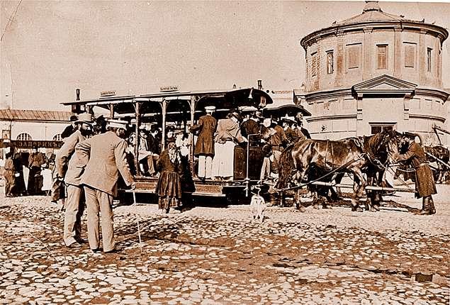 Ликсутов о московском трамвае