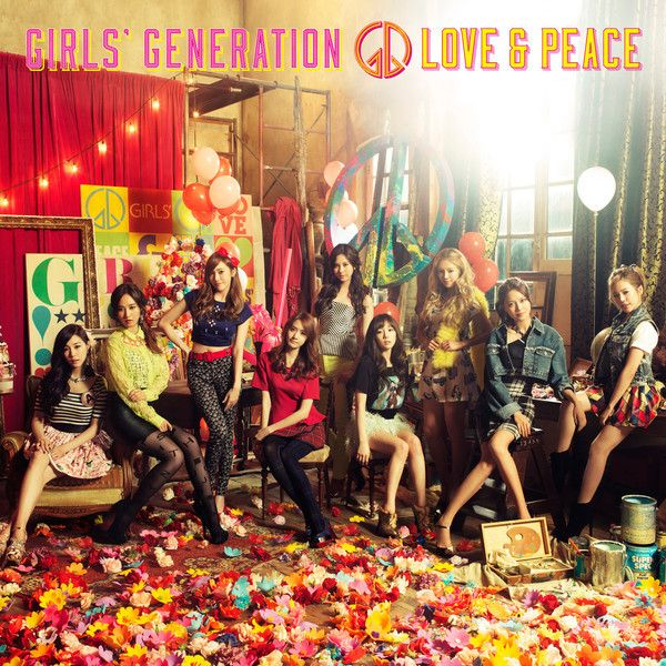 (Single) Girls' Generation - motorcycle (Japanese)