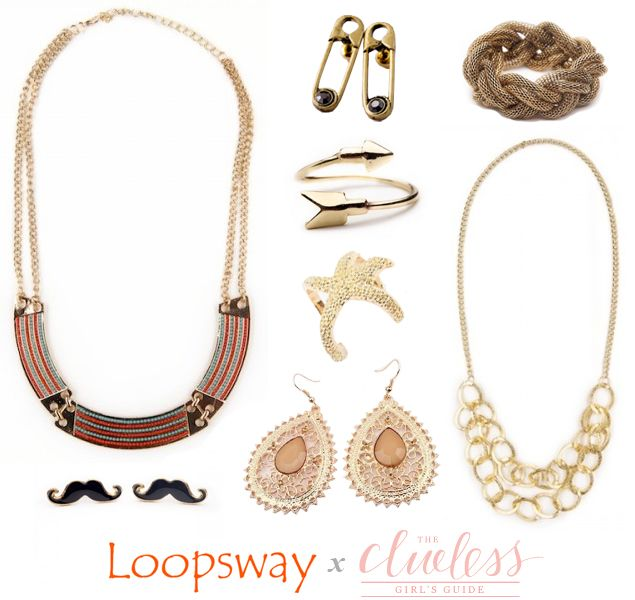 LoopsWay Giveaway on The Clueless Girl's Guide