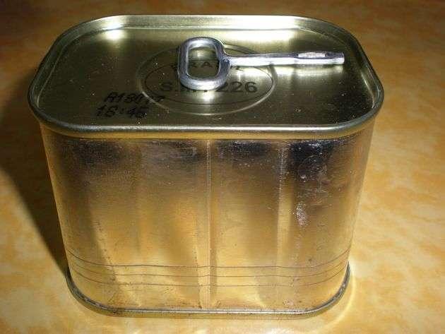 latadecarne - ▷ Macarrones con carne enlatada