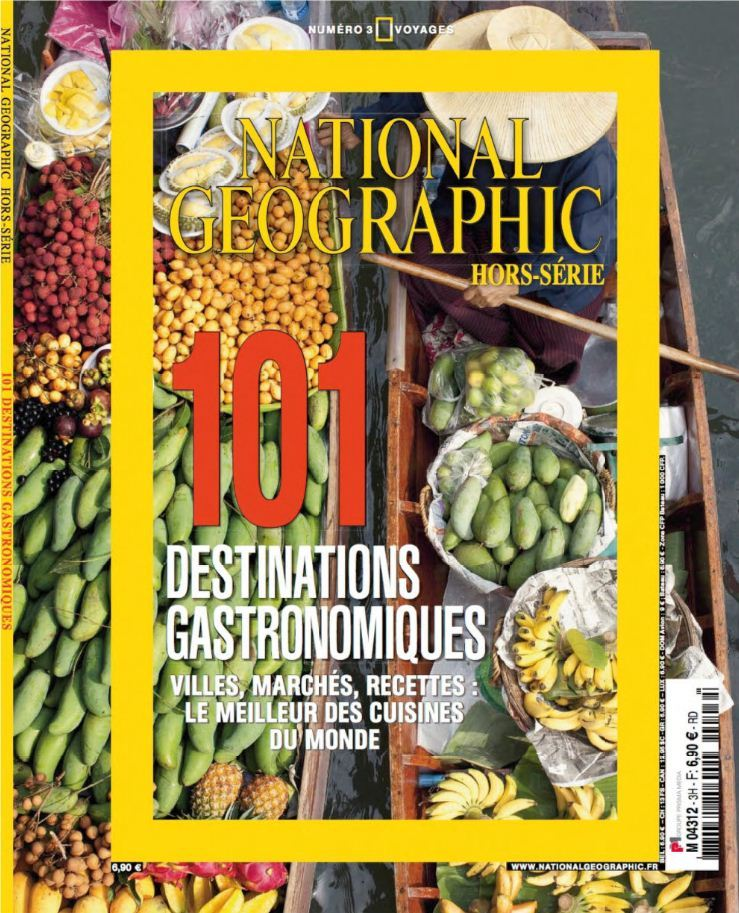National Géographic Hors-Série Voyages N°3