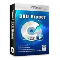Tipard DVD Ripper v7.1.50.20825