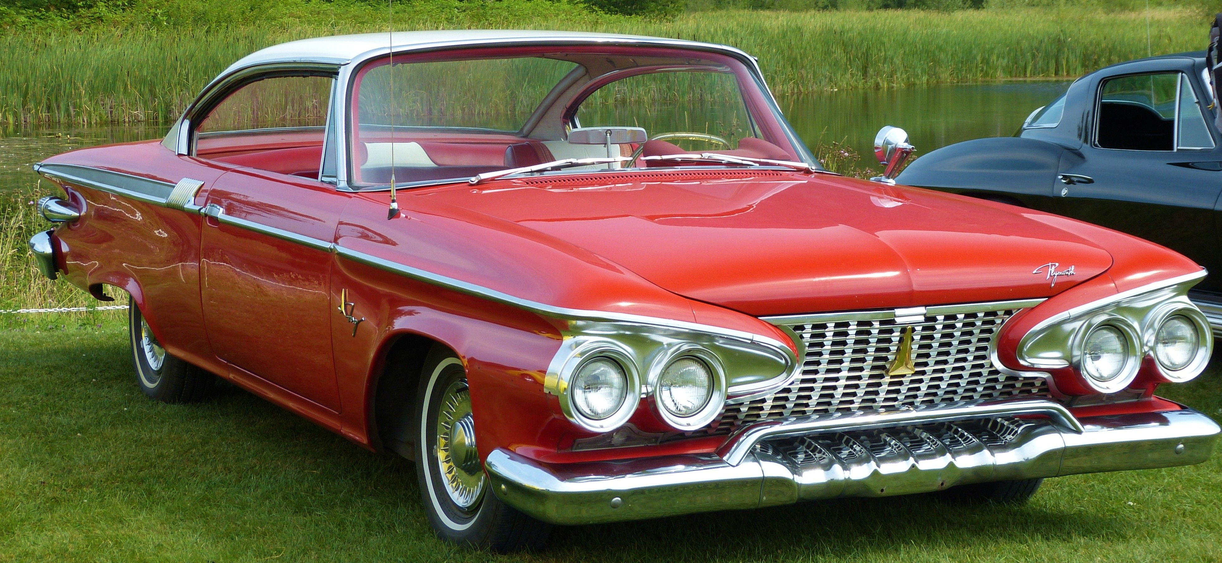 My Pics Of A 1961 Plymouth Fury Bob Is The Oil Guy