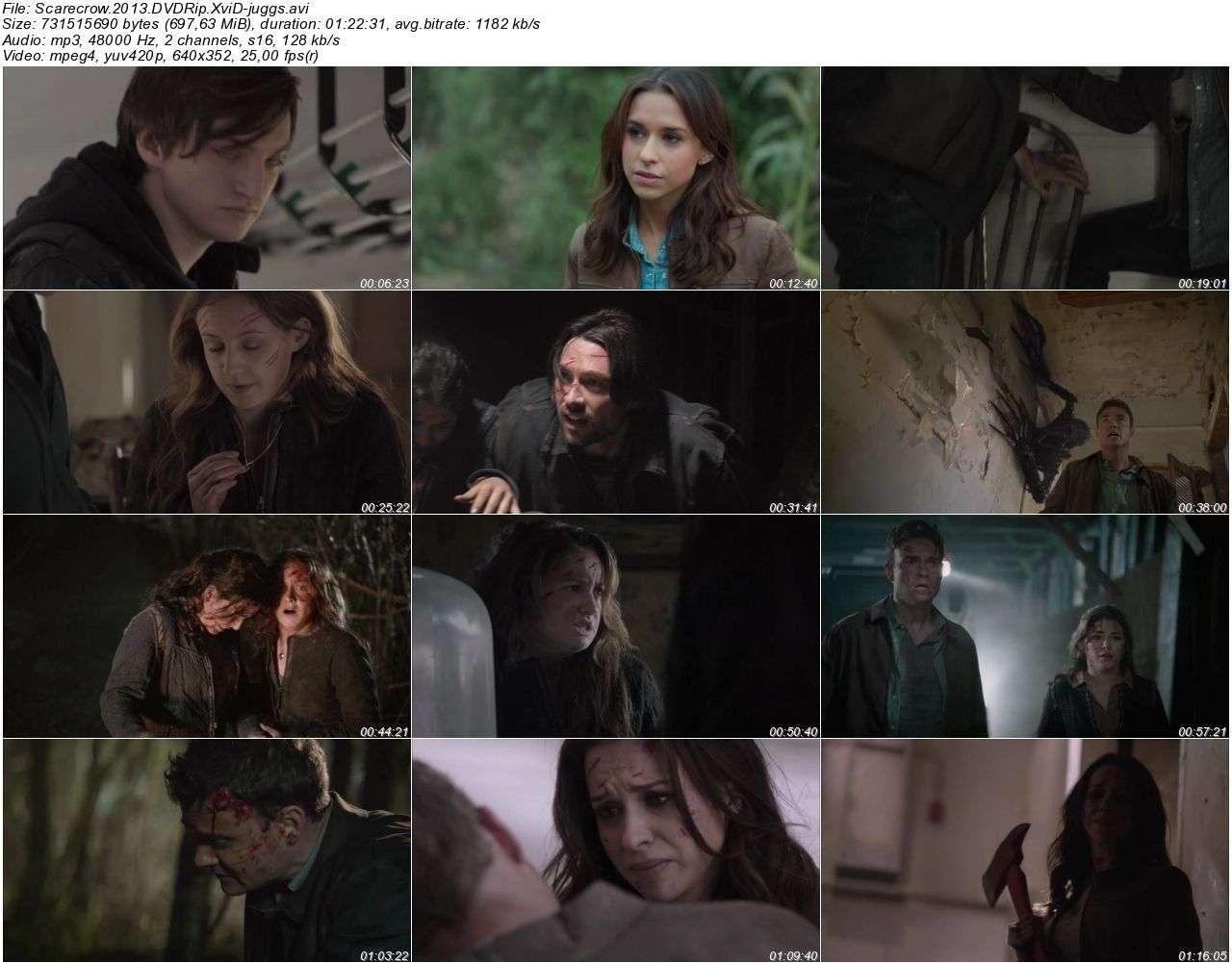 Scarecrow - 2013 DVDRip XviD - Türkçe Altyazılı Tek Link indir